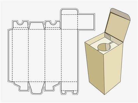 wine box template vector  vector   ai