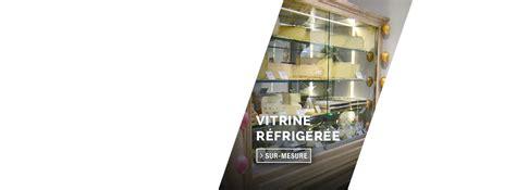 Banc Refrigere by Meublinox Fabricant De Vitrine R 233 Frig 233 R 233 E 233 Tal Et Banc