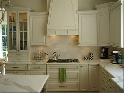 kitchen backsplash ideas with cream cabinets install subway tile backsplash in your kitchen smith design