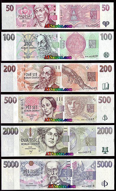geld umtauschen bank sind alte tschechische kronen noch g 252 ltig geld finanzen