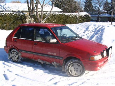 Suzuki Forsa Turbo For Sale Subaru Justy For Sale