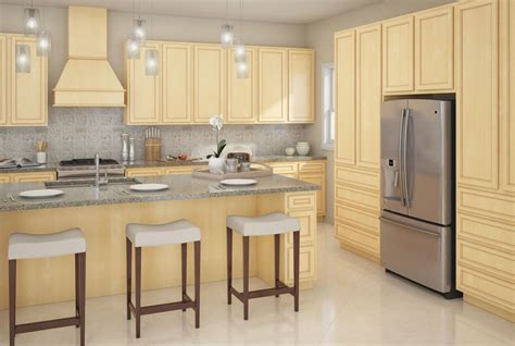 birch kitchen cabinets kitchen red birch cabinets quartz live wood edge