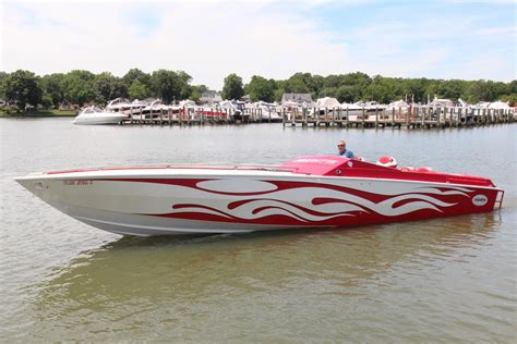 cigarette top gun used boat sale 1983 cigarette 38 top gun power new and used boats for sale
