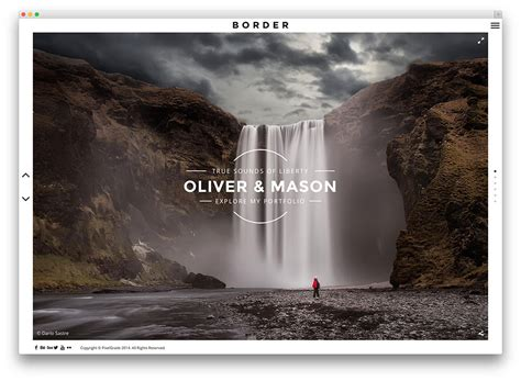 best photography templates 40 best photography themes 2017 colorlib