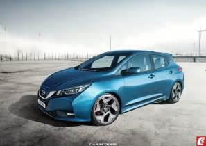 Nissan Leaf Future Cars 2018 Nissan Leaf Keeps Things Familiar