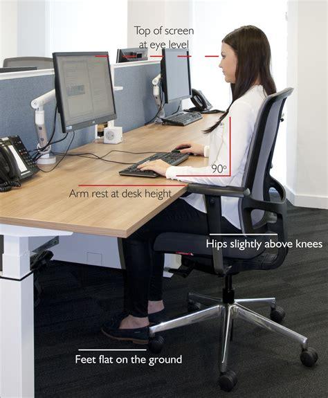 shoulder from sitting at desk posture sitting at desk computer hostgarcia