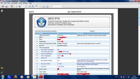 lapor ptk 2016 cara menyimpan laman info ptk ltd dalam format pdf