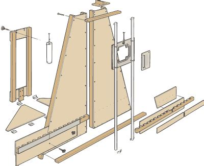 panel saw woodworking plan looking for plans on a vertical panel saw woodworking