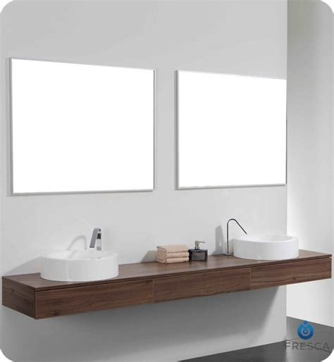 Bathroom Sink Shelves Floating Floating Bathroom Vanities Contemporary New York By Vanities For Bathrooms