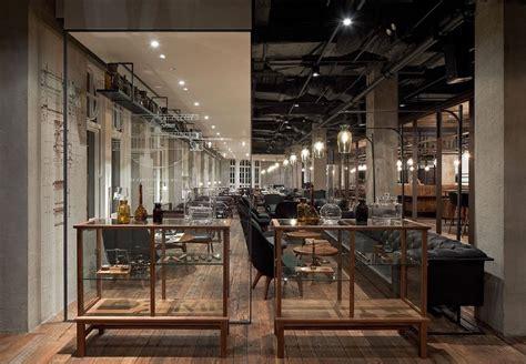 interior design shanghai mercato restaurant shanghai by neri hu yellowtrace