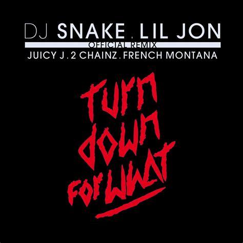 dj snake free mp downloads new dj snake lil jon turn down for what remix
