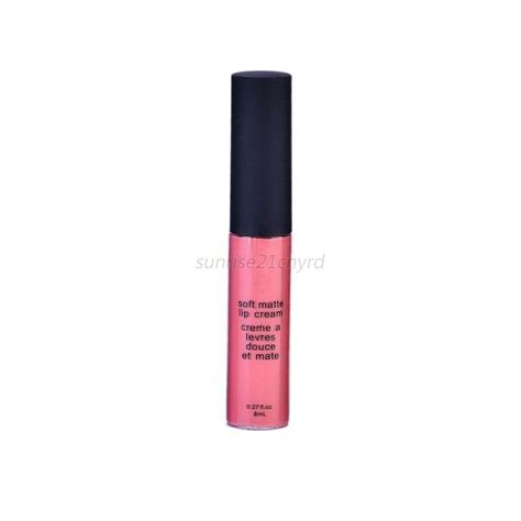Lipstick Lip Gloss Matte Velvet 12 color makeup waterproof matte velvet liquid lipstick