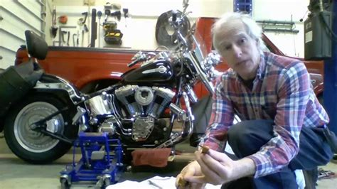 harley davidson gear drive cam installation youtube