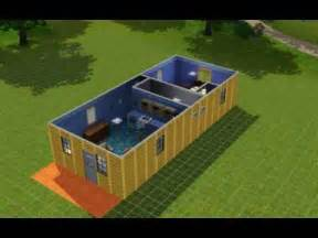 Pics Inside 14x32 House Portable Building Plans For Cabin 32 X12 Youtube