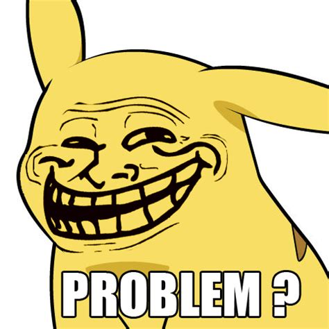 Meme Troll Face - image 154653 trollface coolface problem know