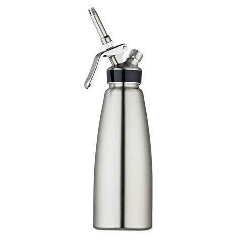 Whipper Dispenser Non Brand Foam Whip Krim Kocok 500ml browne halco 574356 dispenser 34 oz two nozzles stainless steel nsf