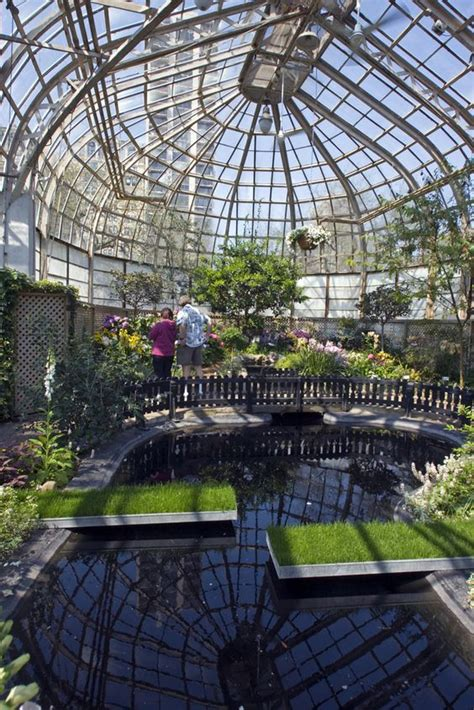 conservatory lincoln and chicago on pinterest