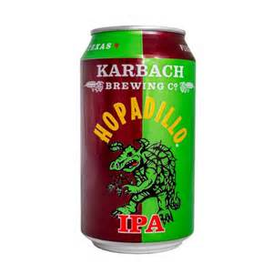 Houston Home And Patio Hopadillo Ipa Karbach Brewing Company