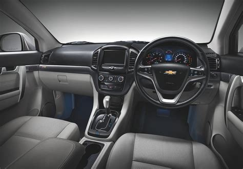 chevrolet captiva interior 2016 2016 chevrolet captiva gm authority