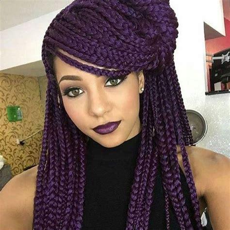 grey and purple box breads long box braids purple grey and the 25 best ideas about purple box braids on pinterest