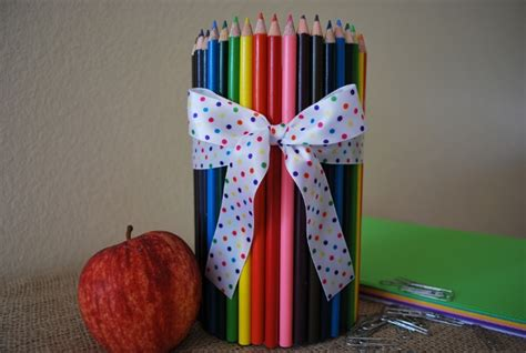10 back to school gifts teachers really need pencil cup back to school gift for