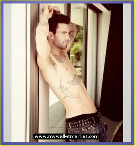 adam levine tattoo sleeve awesome tattoos designs ideas for and adam