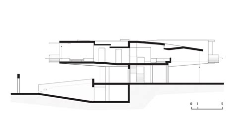 Section 4 F by Gallery Of A House Forever Longhi Architects 24