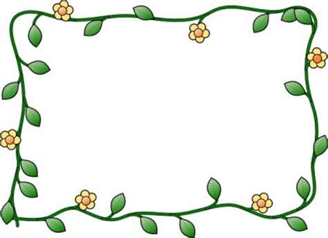 clip cornici clipart cornice di fiore vector clipart vettoriali gratis