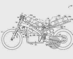 dunia sketsa gambar sketsa motor