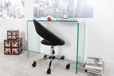 Sofa Material Schreibtisch Ghost Glas 100cm 22866 3930