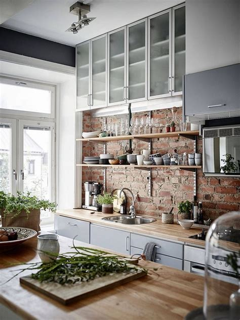 kitchen wall design ideas 25 best ideas about exposed brick kitchen on