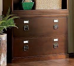 Home Office Storage Cabinets Pottery Barn Bedford Lateral File Cabinet