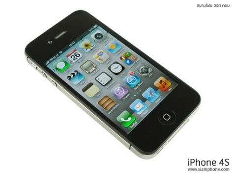 iphone 4s review sihone ร ว วโทรศ พท ม อถ อ iphone 4s review