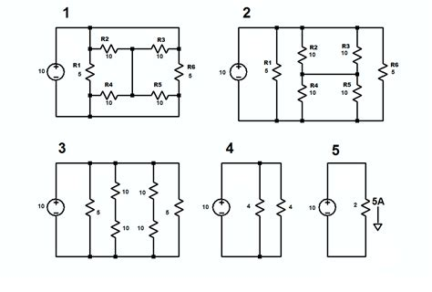 resistor circuit simplification resistor circuit simplification 28 images resistor circuit simplification resistor wiring