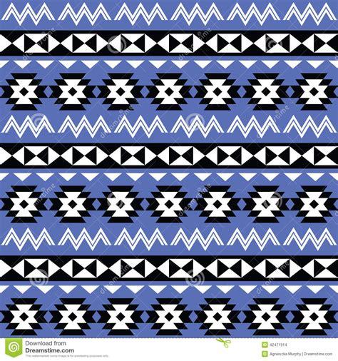 aztec tribal pattern vector tribal aztec seamless pattern on purple background stock