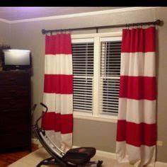 red and white horizontal striped curtains 1000 images about big boy room on pinterest stripe
