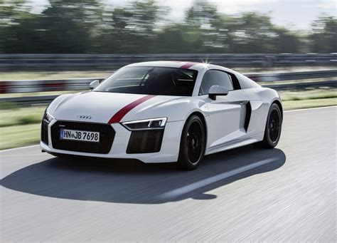 audi made audi finally made an rwd r8 v10 limits it to 999