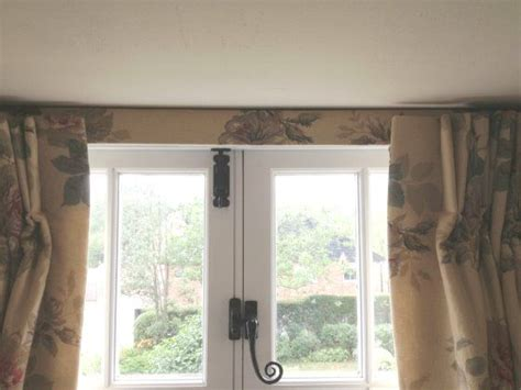 hiding curtain tracks 17 best images about window treatments on pinterest
