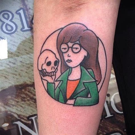 daria tattoo 11 best ghost world tattoos images on comics