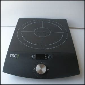 induction hob energy saving tru eco energy efficient induction cooker review