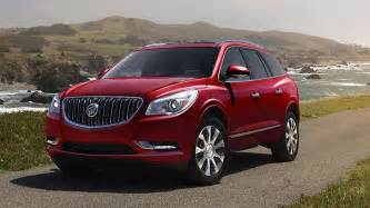 Buick Luxury Suv Buick Enclave 2017 Best Mid Size Luxury Suv In 2017