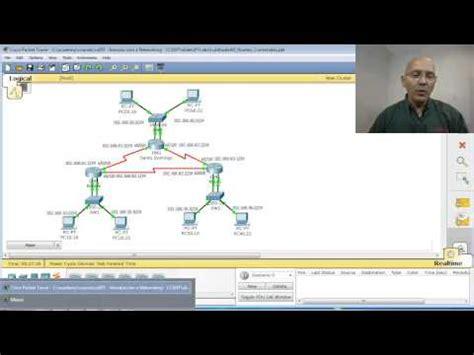 tutorial nat estatico enrutamiento estatico con packet tracer how to save