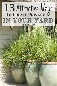 How To Create Privacy On A Patio by 13 Attractive Ways To Add Privacy To Your Yard Amp Deck