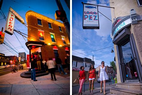 top 10 bars in philly top 10 spots for food and drink in fishtown visit