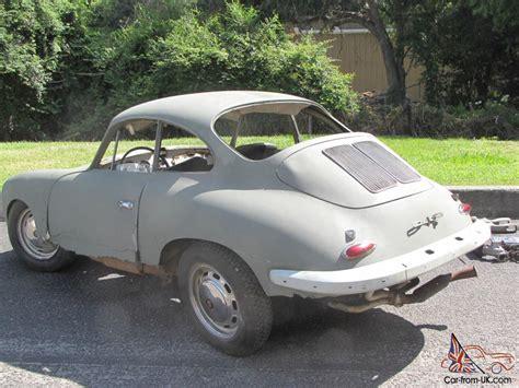 porsche speedster kit car porsche 356 c coupe needs restoration not a kit car like