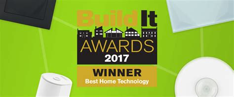 best home technology loxone tree wins best home technology product at build it