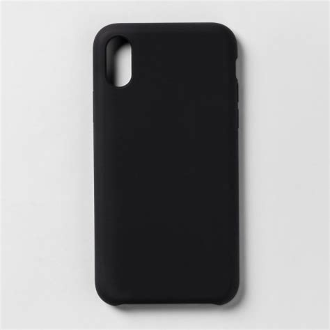 heyday apple iphone x xs silicone target