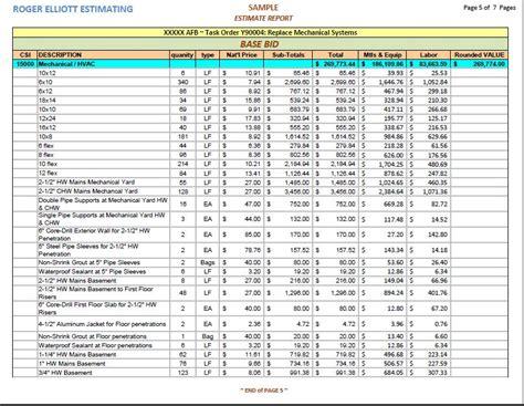 Plumbing Cost Estimate by Plumbing Cost Estimator Driverlayer Search Engine