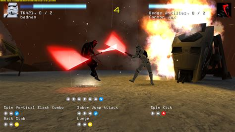 mod game x fighting cool mod turns the classic jedi academy into a fighting game