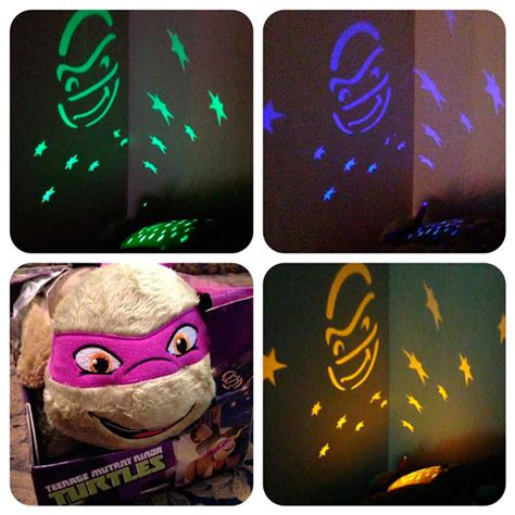 teenage mutant ninja turtle dream light mummahh tmnt dream lite pillow pet mummahh